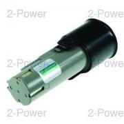 2-Power Verktygsbatteri Panasonic 3.6v 2.0Ah (EZ9025)