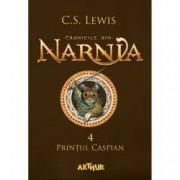 Cronicile din Narnia Vol. IV Printul Caspian