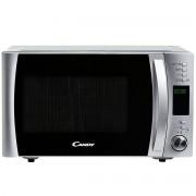 Cuptor cu microunde Candy CMXG 25DCS, 900 W, 25 L, Grill, Control digital, Display, Argintiu 38000245