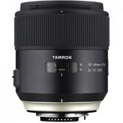 Tamron 45mm F/1.8 VC Obiettivo per Nikon, Nero