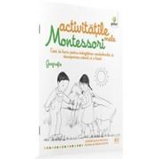 Geografie- Activitatile mele Montessori/***