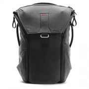 Peak Design Everyday Backpack Mochila Carbón Vegetal Funda (Mochila para Tablet, Universal, Compartimento del portátil, Carbón Vegetal)