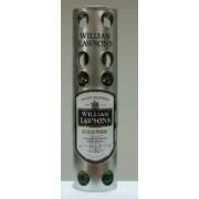 Whisky William Lawsons 0.7L cutie metalica