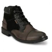 Delize Mens Black Casual Boot