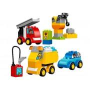 PRIMELE MELE MASINI SI CAMIOANE LEGO DUPLO (10816)
