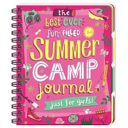 Peaceable Kingdom Best Ever Fun Filled Summer Camp Journal