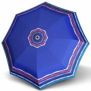 Doppler Umbrela mini pliabila pentru dame Fiber Lolita Mini Raja -albastra 710165RA01