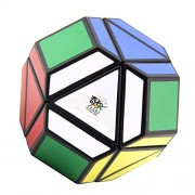 Segolike Magic Cube Speed Puzzles ABS Plastic Ultra-smooth Professional Twist Cube Smart Brain Teaser Toy Game for Christmas Birthday Gifts - 5