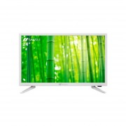 Smart TV 24 Sansui LED HD USB HDMI SMX2419DSM Blanco