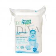 Șervețele uscate delicate pentru bebeluși DOUCE NATURE 60-buc