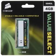 RAM CORSAIR ValueSelect 4GB DDR3 SO-DIMM DDR3L 1600 Laptop