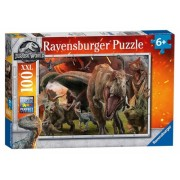 Puzzle Jurassic World, 100 Piese Ravensburger