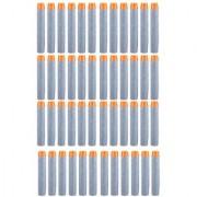 40pcs Bullet Foam Dart Bullets for Nerf N-Strike Elite Guns