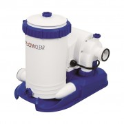 Bestway Flowclear 58391 papírszűrős vízforgató szivattyú, 9463 l/óra