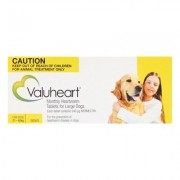 Valuheart For Large Dogs 45- 88 Lbs (Gold) 6 Pack