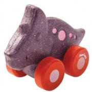 Plantoys Dino car-trio