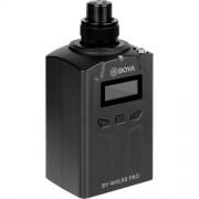 Transmitator Wireless XLR BOYA BY-WXLR8 PRO compatibil BY-HM100 si BY-WM6 / BY-WM8