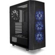 Carcasa Thermaltake Versa J24 Tempered Glass RGB SPCC Steel ATX Mid Tower