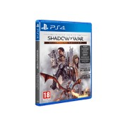 Middle-Earth: Shadow Of War (Definitive Edition) | PlayStation 4