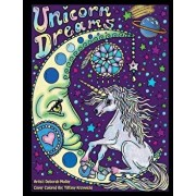 Unicorn Dreams: Unicorn Dreams Adult Coloring Book by Artist Deborah Muller. Over 50 Magical Pages. Fun, Relaxing and Calming Art to C, Paperback/Tiffany Krzywicki