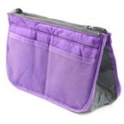 Swadec Multipurpose Hand Bag Organizer-PURPLE(Purple)
