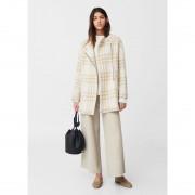 【SALE 50%OFF】ノーカラーコート PERFY (ベージュ)