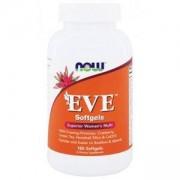 Витамини за жени EVE - 180 дражета, NOW FOODS, NF3803