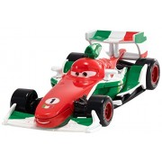 Mattel Disney Pixar Cars Francesco Bernoulli Vehicle, Multi Color