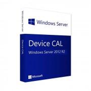 Windows Server 2012 R2 Dispositivo CAL 1 CAL