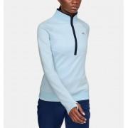 Under Armour Damestrui UA Storm SweaterFleece met korte rits - Womens - Blue - Grootte: Extra Small