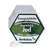 Berthelsen Jod - 225 mcg - 180 Tabl