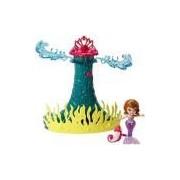 Boneca Princesas Disney Sofia e Sven no Fundo do Mar - Mattel
