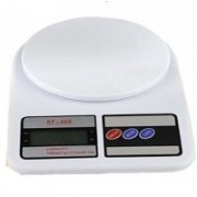 ROYAL KITCHENWARE HUB DIGITAL KITCHEn WEIGHING SCALE, 10kg WHITE Weighing Scale(White)