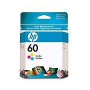 Hp 60 Tri-color Ink Cartridge 165 Pages (cc643wa)