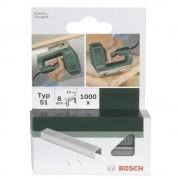 Tip stezaljke 52 1000 St. Bosch Accessories 2609255837