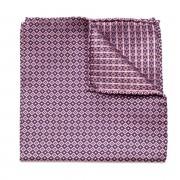 Férfi zsebkendő fékszárnyak Willsoor (minta 101) 5987 -ban rózsaszín szín