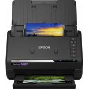 EPSON FastFoto FF-680W, A4, Sheet-fed, one-pass duplex color scanner, 600dpi, 30ppm, ADF/Duplex, USB/Wi-FI
