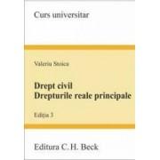 Drept civil. Drepturile reale principale ed.3 - Valeriu Stoica