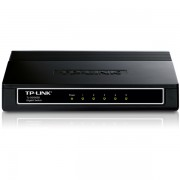TP-Link TL-SG1005D 5-Port Gigabit 10/100/1000 Mb/s Switch, Desktop