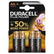 Luci Da Esterno DURACELL Batteria Plus Power LR6 Stilo AA Confezione 4pz