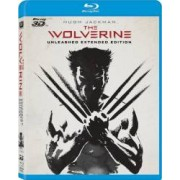 The Wolverine BluRay Combo 3D+2D 2013