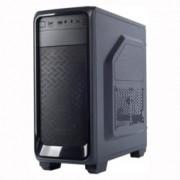 Кутия Spire DARK KNIGHT X2-T1612B/W-2U3-2BL, ATX/mATX, 2x USB 3.0, черна, без захранване