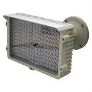 IR LED lampa s nočným videním do 125m