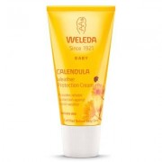 Hud & Hår Kategori Ansiktsvård Weleda Baby Calendula Weather Protection Cream