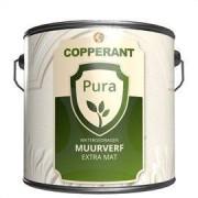 Copperant Pura Muurverf Extra Mat - Mengkleur - 10 l