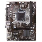 MSI Płyta MSI H110M PRO-VD /H110/DDR4/SATA3/USB3/PCIe3.0/s.1151/mATX