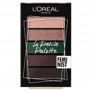 L'Oréal Paris L'Oréal Paris Mini Eyeshadow Palette - 05 Feminist