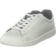 Lacoste Carnaby Evo 418 2 Off Wht/blk, Skor, Sneakers & Sportskor, Låga sneakers, Vit, Herr, 44