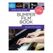 Hal Leonard Really Easy Piano: Bumper Film Book