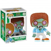 Funko Pop Disco Zombie Raro Plants Vs Zombies Vinyl